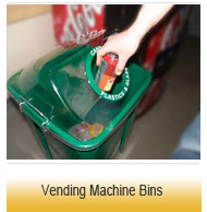Vending Machine Bins